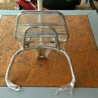back rack gts,gtv,gtv200 / aksesoris vespa