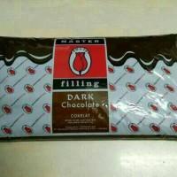 Selai Coklat/Filling Dark+Tulip 5kg+Filling Dark Chocolate Halal