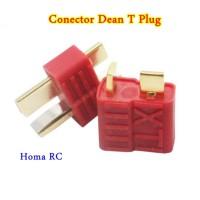Konektor Dean T Plug Anti Skid