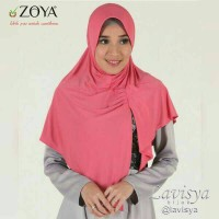 Zoya Bergo Kalila Filia / Jilbab Instan / Hijab / Kerudung
