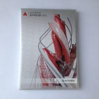 Autodesk AutoCad 2015 Network Lisence 10 Seat/User Original Standalone