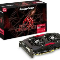 POWERCOLOR Radeon RX 580 8GB Red Dragon