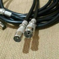 Kabel Loop Out Antena TV Kabel Loop Out Set Top Box STB DVB