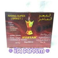 Arang Briket / ARANG SUPER / Bara / Charcoal / Shisa Hookah kotak