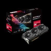 ASUS STRIX RX580 OC 8GB DDR5