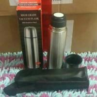 termos air panas dingin Stainless steel botol tempat air traveling