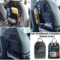 Back seat organizer/multi pocket organizer