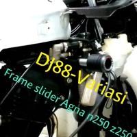 pelindung fairing body agna inspire ninja 250 fi z250 fi n250 fi
