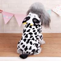 Baju Pakaian Kostum Cow Sapi Untuk Pet Anjing Doggy Kucing Dog Puppy