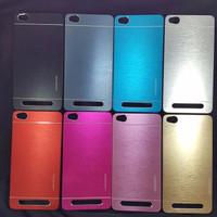 Xiaomi Redmi 3 PRO Motomo Metal Case Cover Hardcase Aksesoris Redmi3