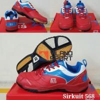 Sepatu Badminton RS Sirkuit 568 Limited