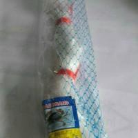 Jaring ikan bahan senar putih bening