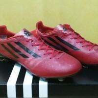 Sepatu Bola / Soccer Adidas Adizero F50 99 Gram Red - FG