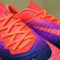 Sepatu Bola / Soccer Nike Hypervenom II Floodlights Vivid Purple - FG