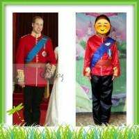 Baju Kostum Pangeran William/Baju Anak