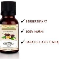 Happy Green Maracuja Oil (10 ml) - Minyak Biji Markisa Passion Fruit