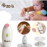 alat pemotong kuku bayi zoli buzz B nail trimmer original