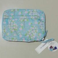 Miniso Foldable Backpack (Blue Sakura)