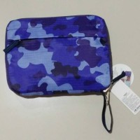 Miniso Foldable Backpack (purple camouflage)