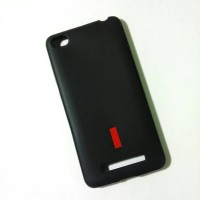 Soft case Xiaomi Redmi 4A soft jacket Capdase Hitam