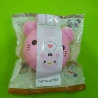 Punimaru Animal Jumbo Bun Cotton Candy Squishy