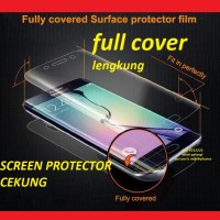 ANTI GORES CURVED LENGKUNG FULL COVER SAMSUNG S8+ S8 PLUS G955 907407