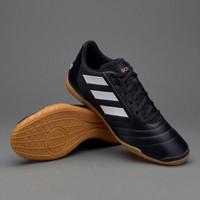 Sepati futsal adidas original Ace 17.4 Sala Black white new 2017