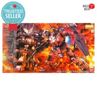 MG Unicorn Gundam HD Color + MS CAGE