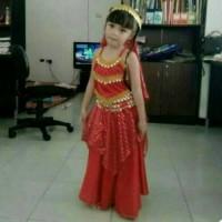 baju india anak/baju india anak murah/baju pesta anak 7-9 th
