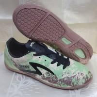 sepatu futsal specs geronimo warna cocoon ORIGINAL