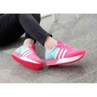 Sneakers - Sepatu Replika ADIDAS - AD01 - Pink Fanta