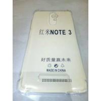 Xiaomi Xiao Mi Redmi Note 3 : Anti Crack Soft Case Ultra Clear
