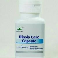 DIASIS CARE CAPSULE GREEN WORLD/ OBAT DARAH TINGGI/ HIPERTENSI JANTUNG