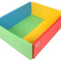 Foldaway Bumper Mat Rainbow Standard (120 x 100 x 50)