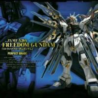Bandai Gundam Perfect Grade 1/60 PG Strike Freedom Gundam