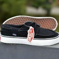 Sepatu Pria Casual Loafers Vans Zapato Waffle ICC