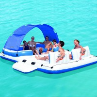 Perahu Tropical Breeze Float Bestway 43105E / Perahu Karet Bestway