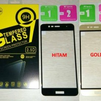 Asus Zenfone 3 Max ZC520TL ( 5,2 inch ) Full Coverage Tempered Glass