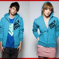 Teraris [ Cp Jkt Only You CL] pakaian jaket couple Murah Terkini