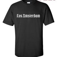 Kaos / T-Shirt DJ - Yellow Claw Los Amsterdam