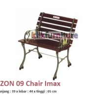 Kursi Taman Besi Amazon 09 Chair Imax