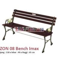 Kursi Taman Besi Amazon 08 Bench Imax