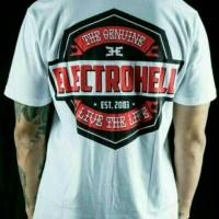 tshirt/baju/kaos ELECTROHELL