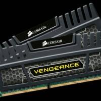 Corsair 8GB DDR3 PC12800 RAM Vengeance Black CMZ8GX3M2A1600C9