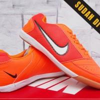 Nike Elastico Superfly Orange Grade Ori(sepatu futsal,soccer,bola)