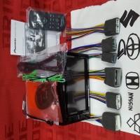 Pioneer avh 2850bt garansi gratis cable soket oem PNP m #audio mobi