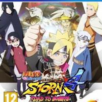 Kaset PS4 Naruto UNS 4 Road to Boruto