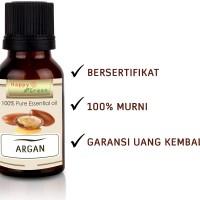 Happy Green Argan Oil Cosmetic Grade (25 ml) - Minyak Argan Murni