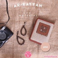 Al Quran Ar Rayyan Exclusive Pine Bonus Tasbih Kayu Keren