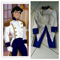 Baju Anak - Baju Kostum Pangeran Eric (ariel Mermaid)
